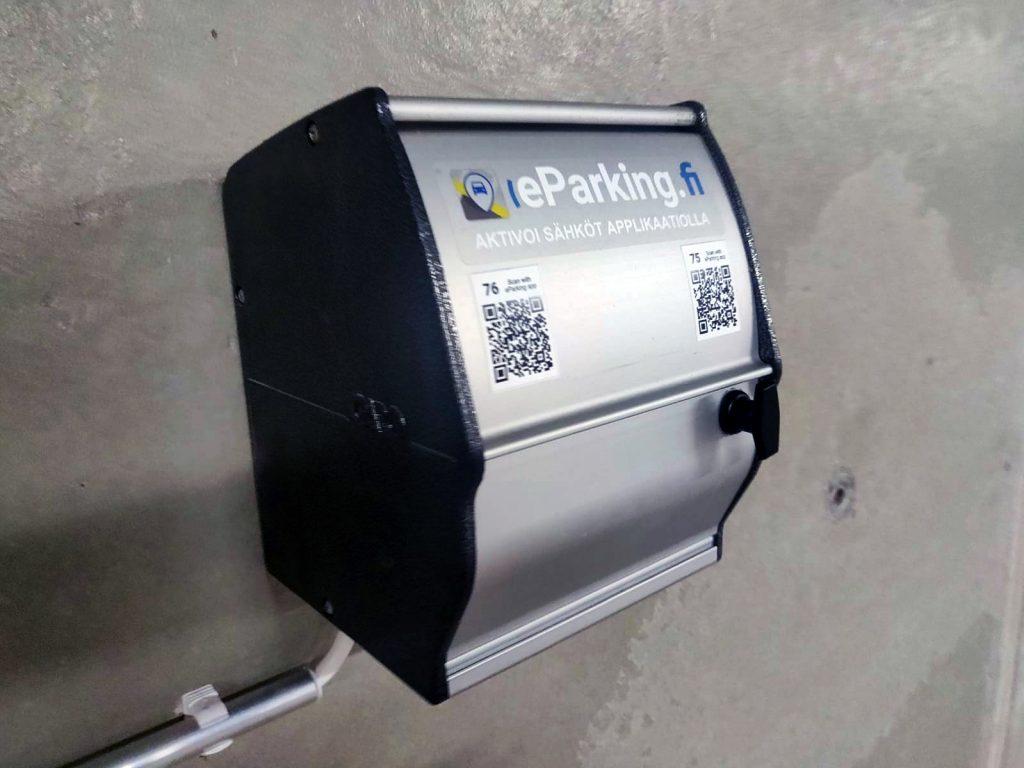 Lämmitystolppa saadaan helposti päivitettyä älykkääksi eTolpaksi.